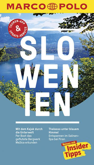 MARCO POLO Reiseführer Slowenien