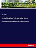 Deutschland Sein Volk und seine Sitten