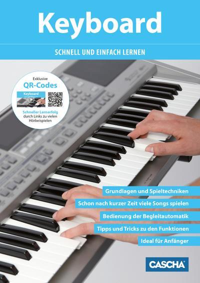 Keyboard - Schnell und einfach lernen, m. Audio-CD