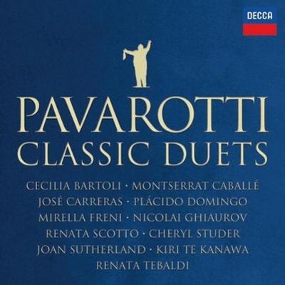 Pavarotti-The Classic Duets