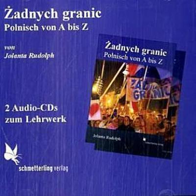 Zadnych granic!, 2 Audio-CDs