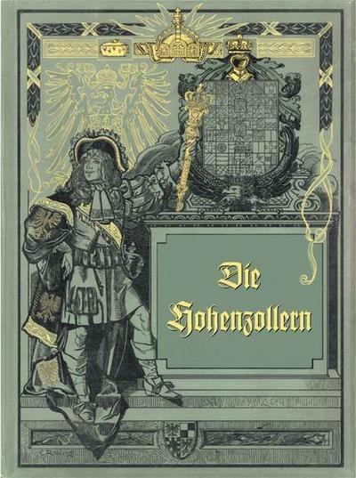 Die Hohenzollern: in Bild und Wort