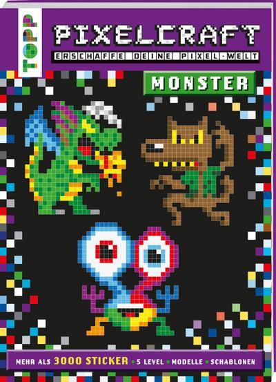 Pixelcraft - Monster