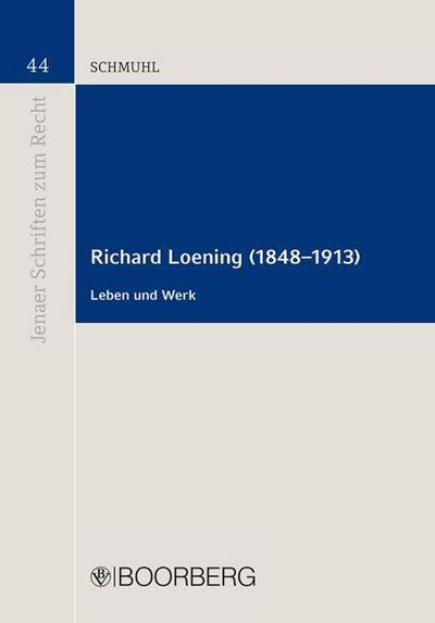 Richard Loening (1848-1913)