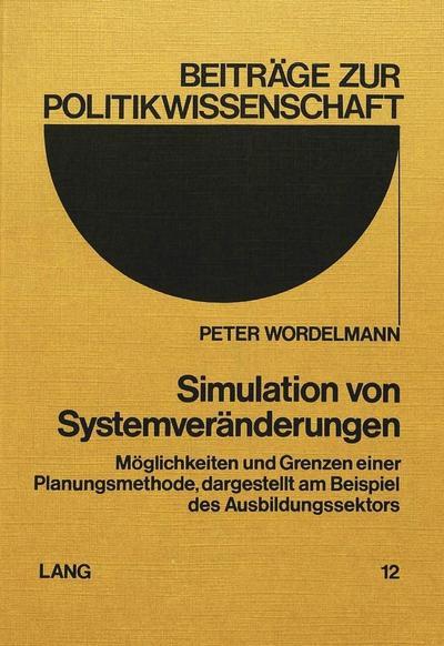 Simulation von Systemveränderungen