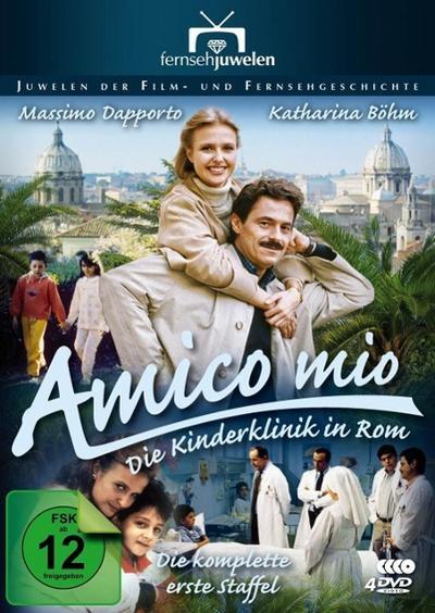 Amico Mio: Die Kinderklinik in Rom - Staffel 1 (Fernsehjuwelen)
