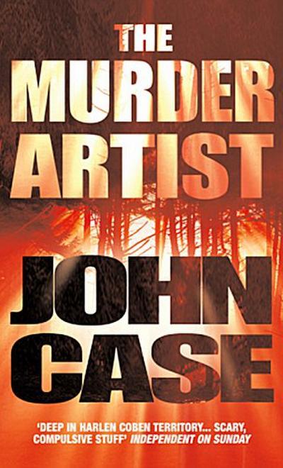 The Murder Artist. Das Gemini-Ritual, englische Ausgabe