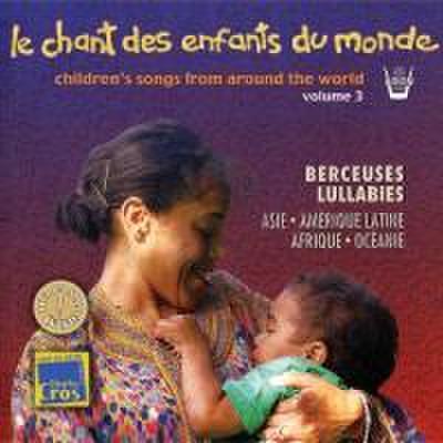 Kinderlieder der Welt Vol.3-Asien/Lateinamerika/+