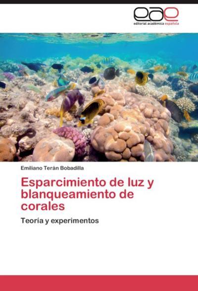 Esparcimiento de luz y blanqueamiento de corales