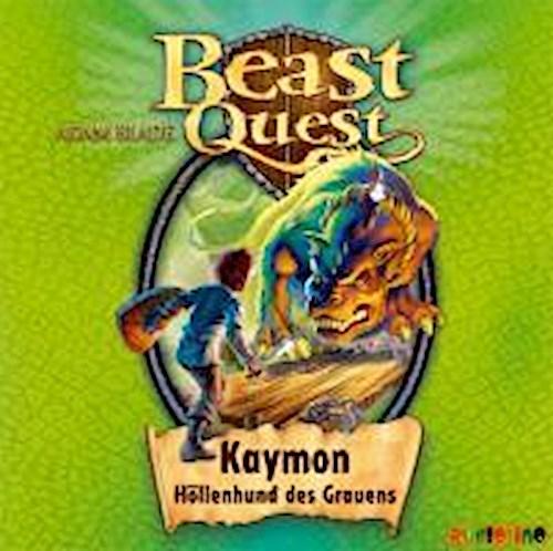Beast Quest 16. Kaymon, Höllenhund des Grauens Adam Blade
