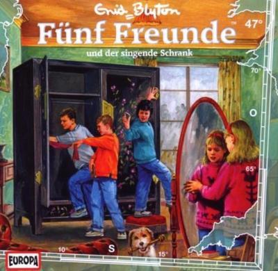 Fünf Freunde 047: ... und der singende Schrank