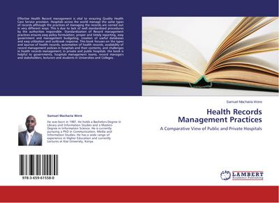 Health Records Management Practices