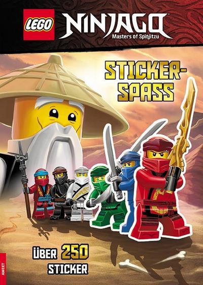 LEGO® NINJAGO® - Stickerspaß