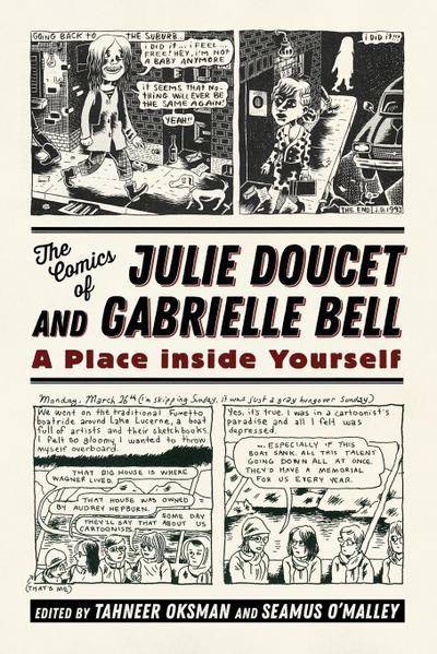Comics of Julie Doucet and Gabrielle Bell