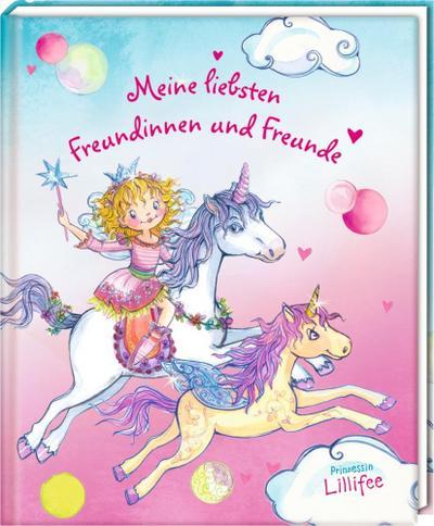 Freundebuch - Meine liebsten Freundinnen und Freunde (Prinzessin Lillifee)
