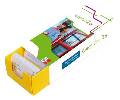 Green Line 2. Vokabel-Lernbox (G9)