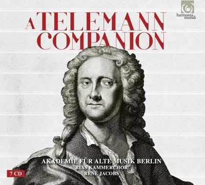 Georg Philipp Telemann-Box
