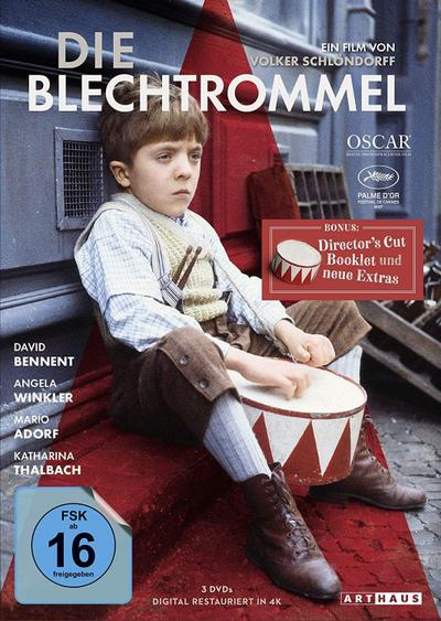 Die Blechtrommel. Collector's Edition. Digital Remastered