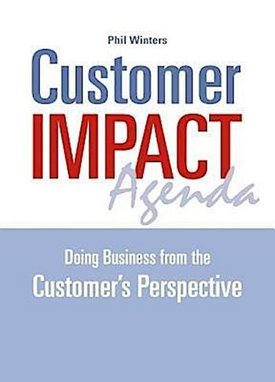 Customer IMPACT Agenda