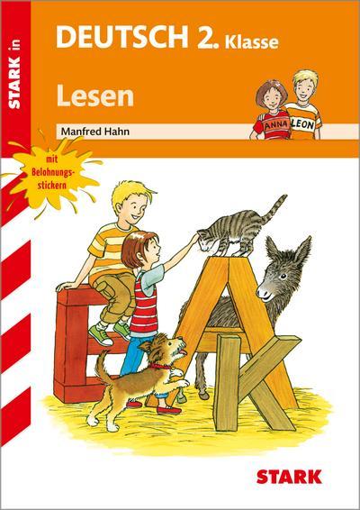 Training Grundschule - Deutsch  Lesen 2. Klasse