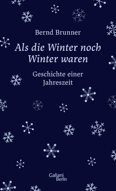 Als d. Winter noch Winter waren