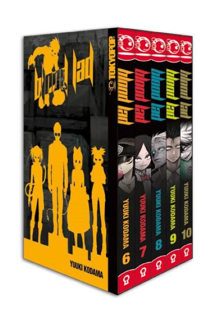 Blood Lad Box 02: Bände 6 - 10 in einer Box Yuuki Kodama