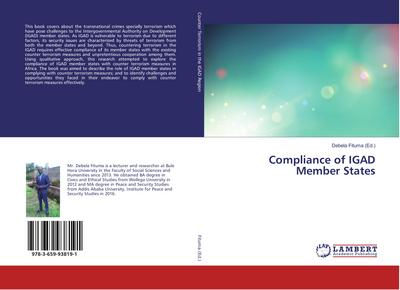 Compliance of IGAD Member States
