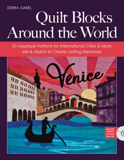 Quilt Blocks Around the World