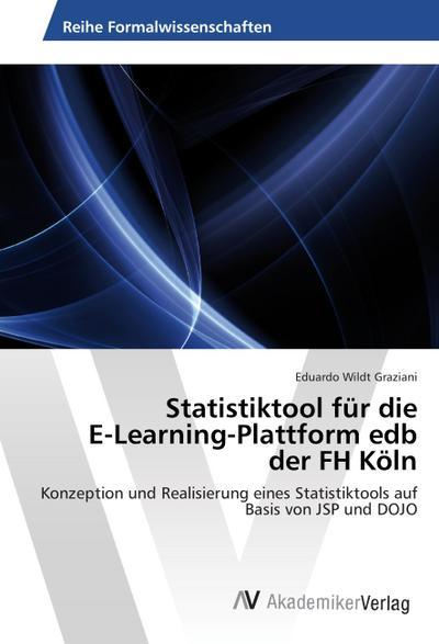 Statistiktool für die E-Learning-Plattform edb der FH Köln