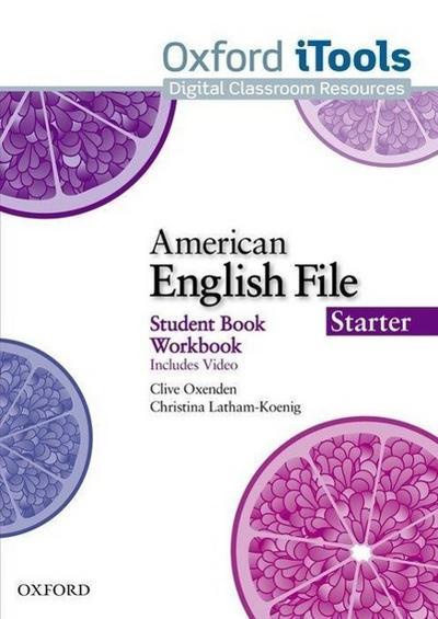 American English File Starter. iTools