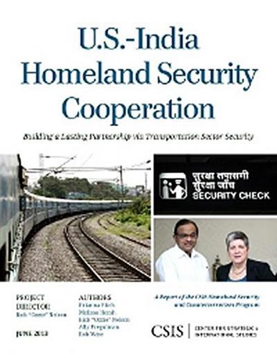 U.S.-India Homeland Security Cooperation