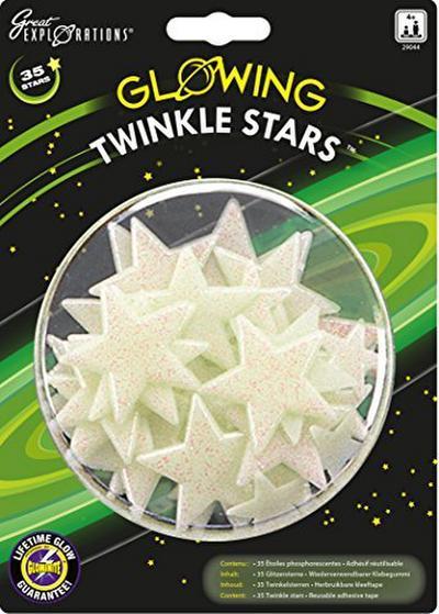 Glowing Twinkle Stars
