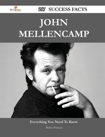 John Mellencamp 217 Success Facts - Everything You Need to Know about John Mellencamp