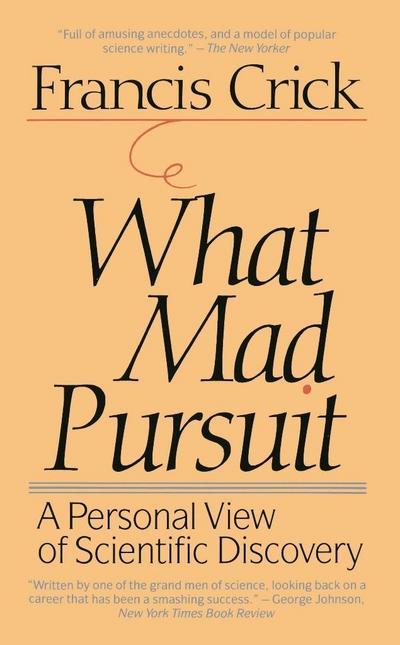 What Mad Pursuit