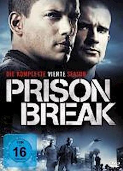 Prison Break - Die komplette Season 4 DVD-Box