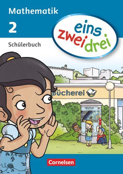 eins-zwei-drei - Mathematik-Lehrwerk für Kinder mit Sprachförderbedarf - Mathematik