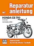 Honda CB 750: 4 Zylinder,alleModelle ab1969// ...