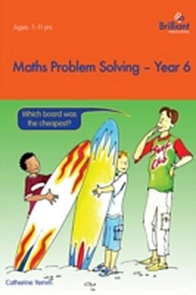 Maths Problem Solving Year 6
