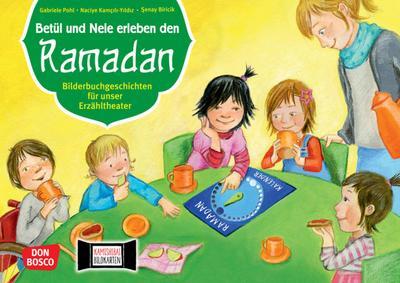 Betül und Nele erleben den Ramadan
