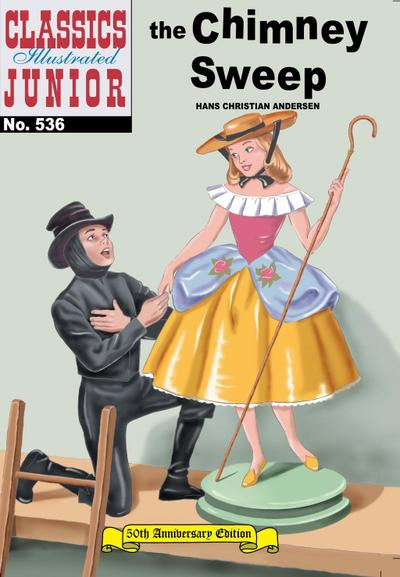 The Chimney Sweep (with panel zoom) - Classics Illustrated Junior