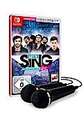 Let's Sing 2019 mit deutschen Hits [+ 2 Mikrofone] (Nintendo Switch)