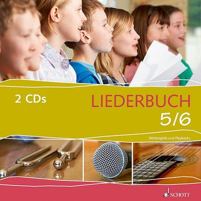 Liederbuch 5/6 - Hörbeispiele