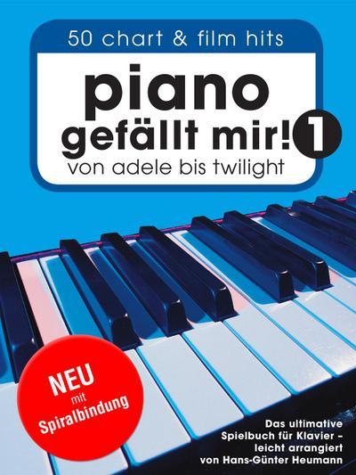 Piano gefällt mir! Band 1 mit Spiralbindung