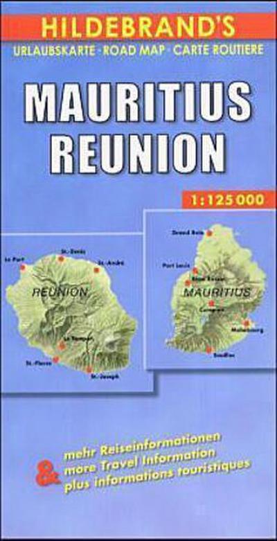 HUK Mauritius Reunion 125T