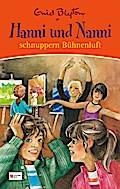 Hanni und Nanni schnuppern Bühnenluft   ; Gest. v. Moras, Nikolaus; Deutsch; 14 schw.-w. abb. -