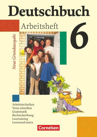 Deutschbuch - Sprach- und Lesebuch - Grundausgabe 2006