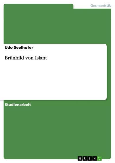 Brünhild von Islant