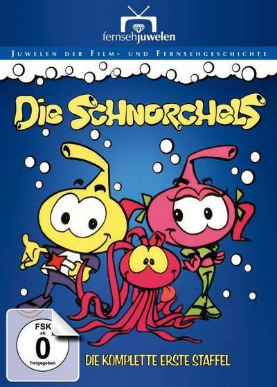 Die Schnorchels - Die Schlümpfe des Meeres
