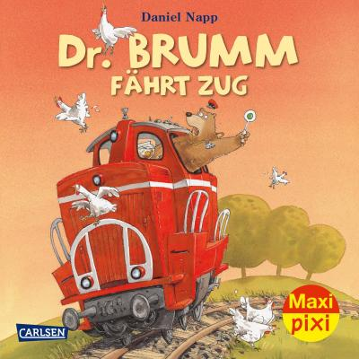 Maxi-Pixi Nr. 161: VE 5 Dr. Brumm fährt Zug