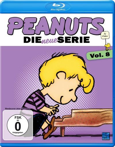 Peanuts - Die neue Serie Vol. 8 (Folge 72-82)